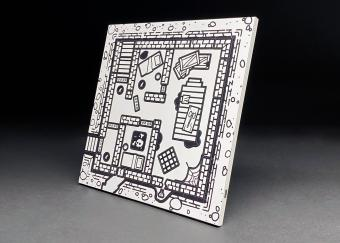 Maps dungeon cell